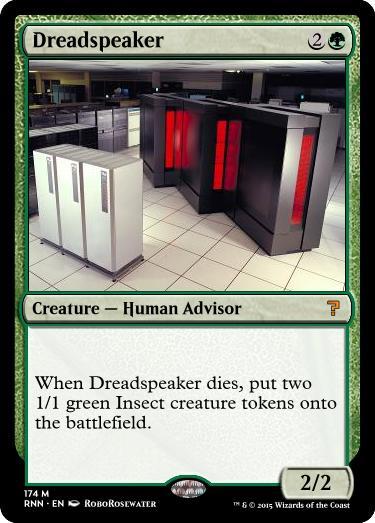Cool - Dreadspeaker