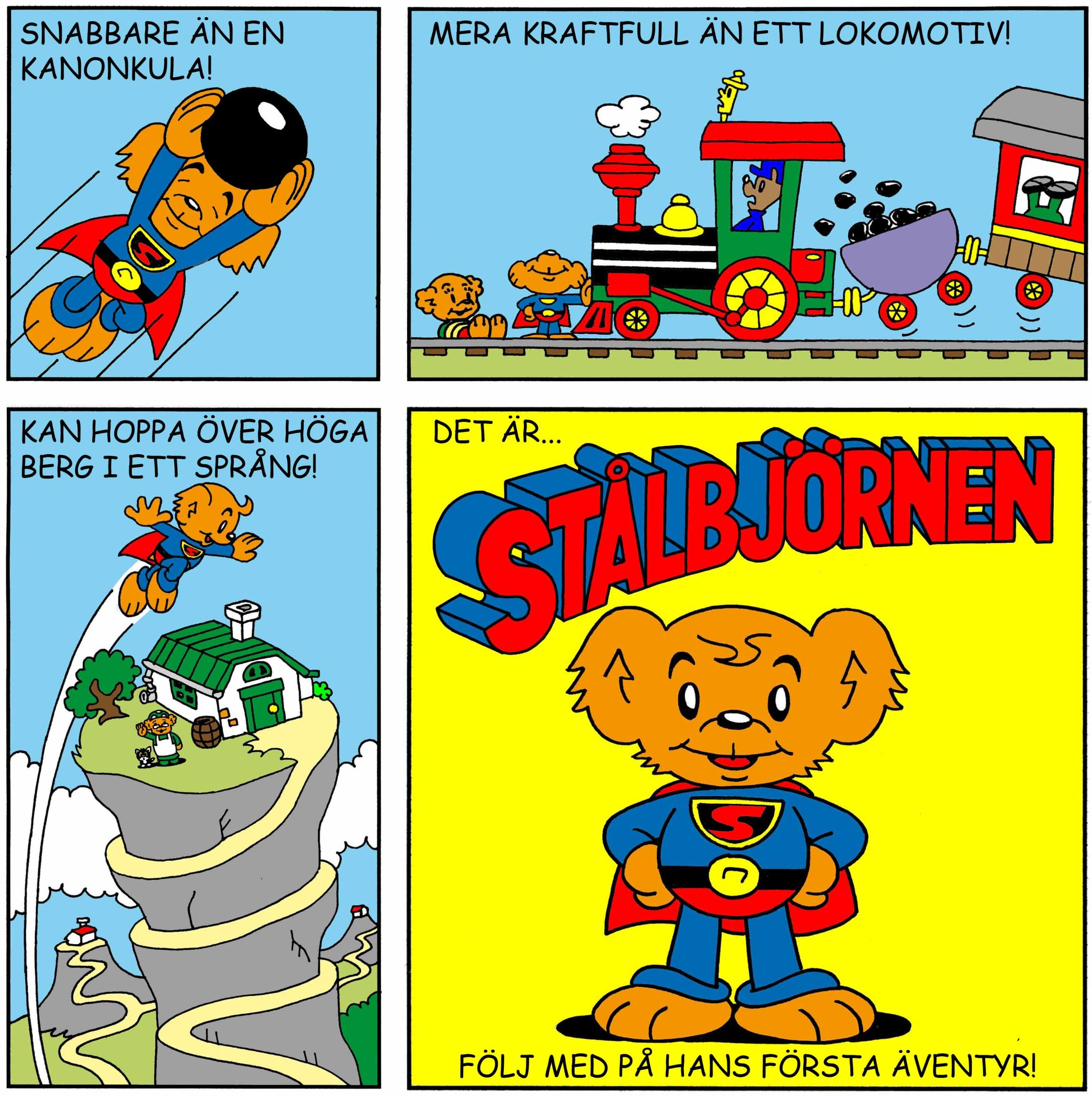 Tyst pa celsius om bamse