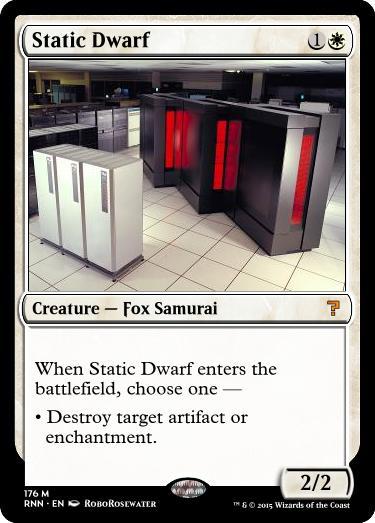 Static Dwarf