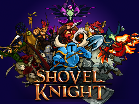 shovel knight cover 1